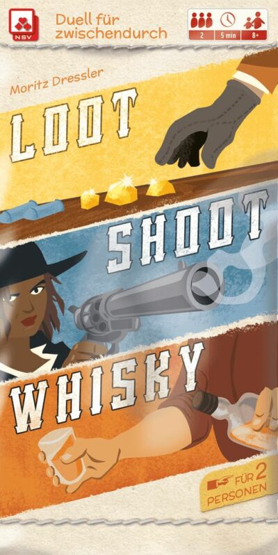 Loot, Shoot, Whisky