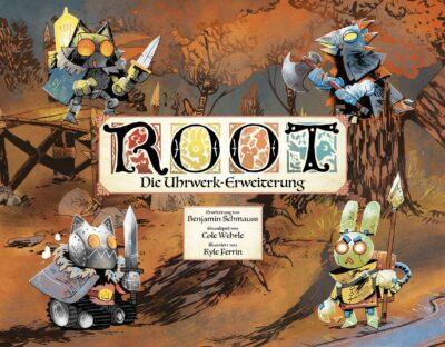 Root: Die Uhrwerk-Erweiterung
