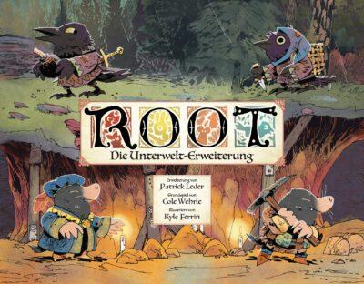 Root: Die Unterwelt-Erweiterung