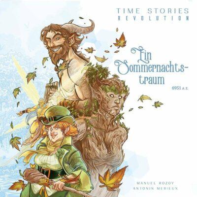 TIME Stories Revolution: Ein Sommernachtstraum