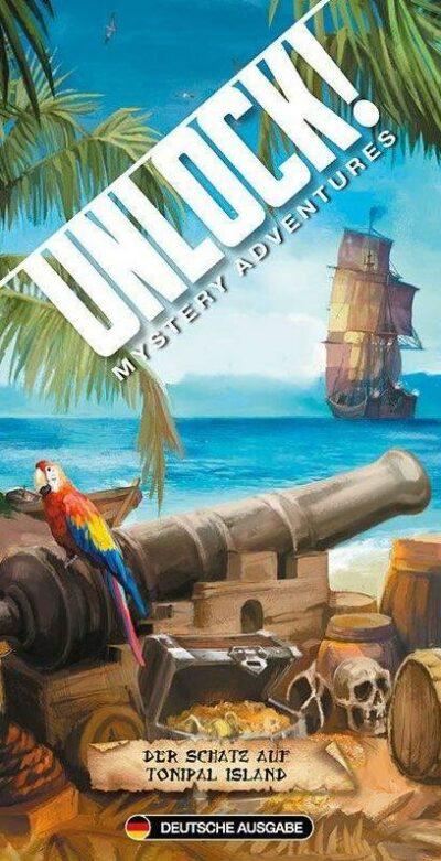 Unlock!: Mystery Adventures – Der Schatz auf Tonipal Island