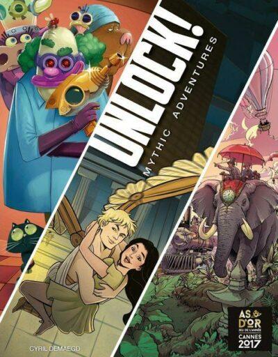 Unlock! Mythic Adventures