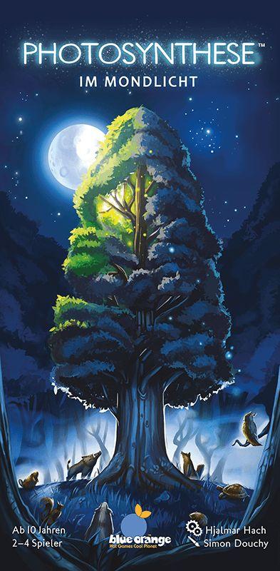 Photosynthese: Im Mondlicht