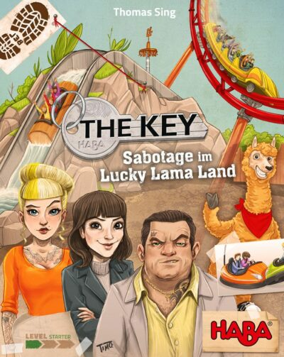 The Key: Sabotage im Lucky Lama Land