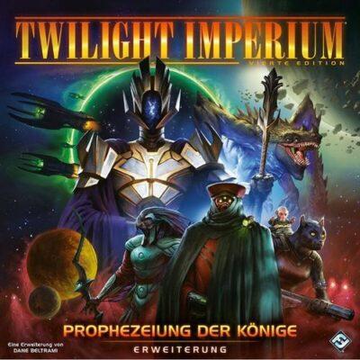 Twilight Imperium (4. Edition): Prophezeiung der Könige