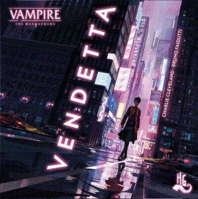 Vampire: Vendetta