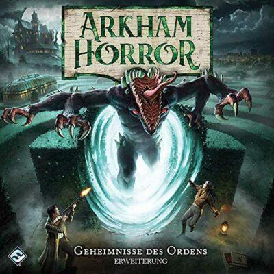 Arkham Horror (Dritte Edition): Geheimnisse des Ordens