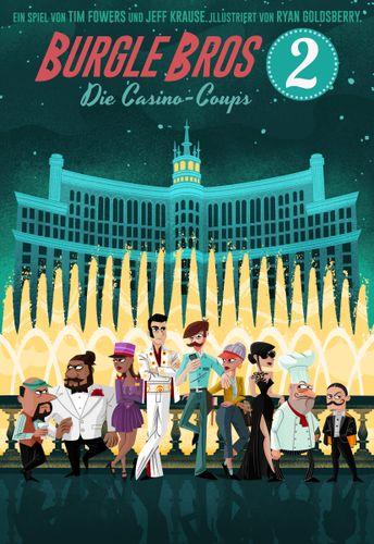 Burgle Bros. 2: Die Casino Coups