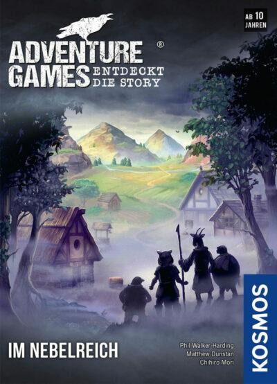 Adventure Games: Im Nebelreich