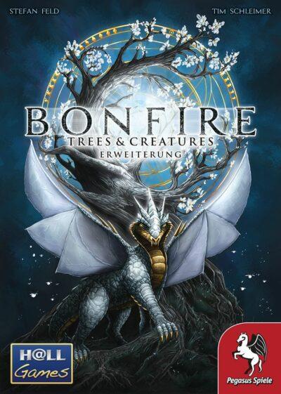 Bonfire: Tree & Creatures