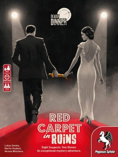 Deadly Dinner: Roter Teppich ins Verderben