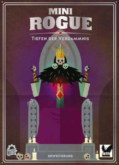 Mini Rogue: Tiefen der Verdammnis