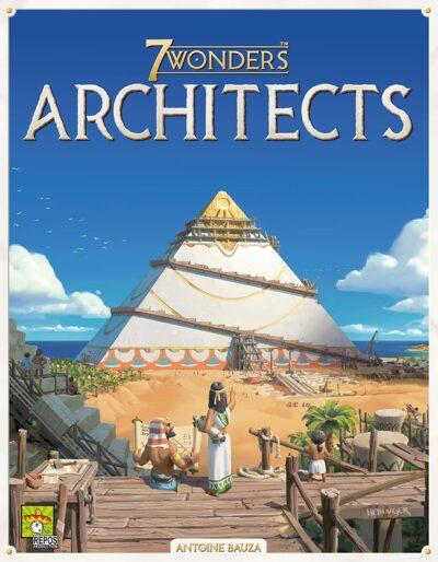 7 Wonders: Architect
