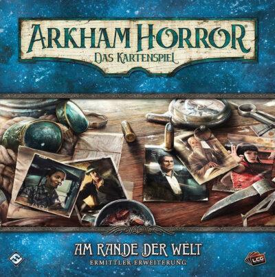 Arkham Horror: Das Kartenspiel – Am Rande der Welt Ermittler