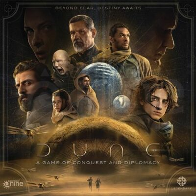Dune: A Game of Conquest and Diplomacy