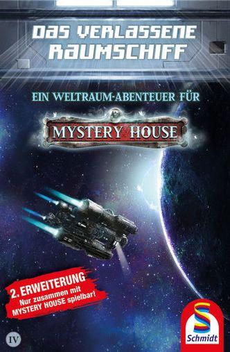 Mystery House: Das verlassene Raumschiff