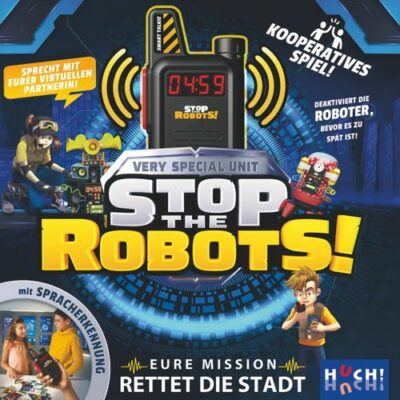Stop the Robots