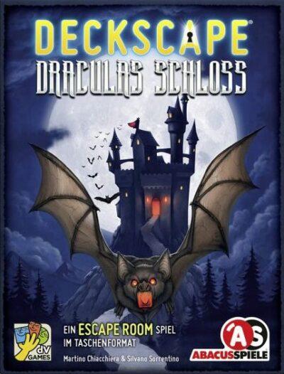 Deckscape: Draculas Schloss