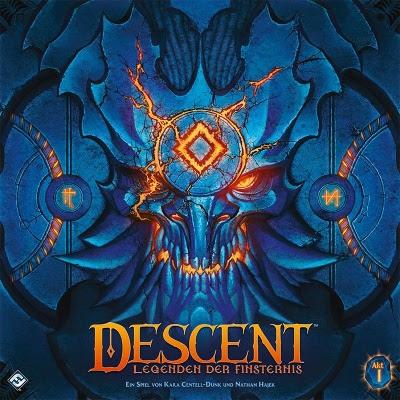 Descent: Legenden der Finsternis