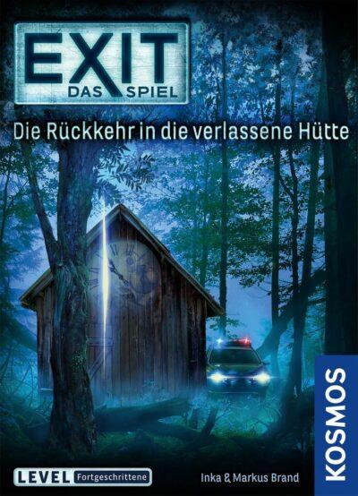 EXIT – Das Spiel: Die Rückkehr in die verlassene Hütte