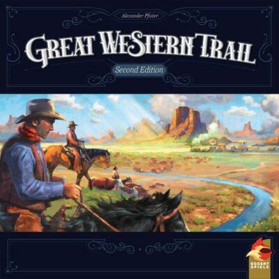 Great Western Trail (Zweite Edition)