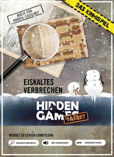Hidden Games Tatort: Eiskaltes Verbrechen