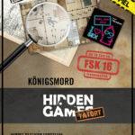 Hidden Games Tatort: Königsmord