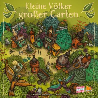 Kleine Völker, großer Garten