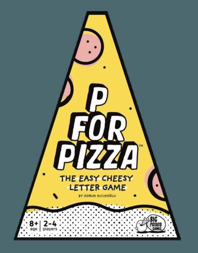 P wie Pizza