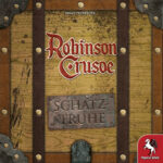 Robinson Crusoe: Schatztruhe
