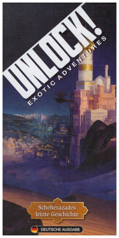 Unlock! Exotic Adventures – Scheherazades letzte Geschichte